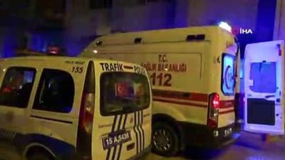 kiz cocugu -  İki araç çarpıştı: Ön koltuğa oturtulan küçük kız ağır yaralandı