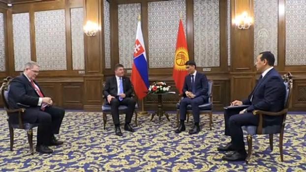 basin ozgurlugu - Kırgızistan ile AGİT ilişkilerinin 20. yılı - BİŞKEK