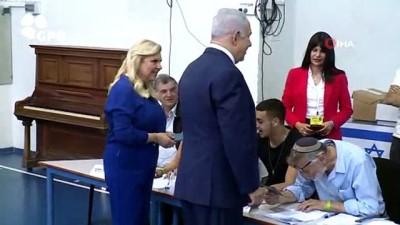 - Netanyahu Seçimde Oyunu Kullandı
