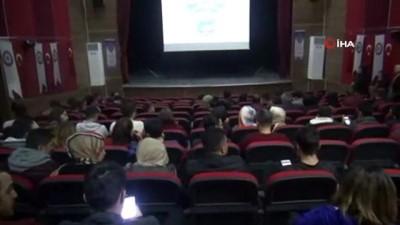 Şırnak'ta terör bitti, sinema filmleri geldi