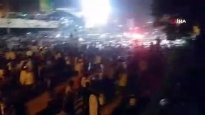 - Sudan'daki Eylemlerde 2 Kişi Daha Öldü