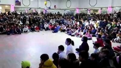 YTB, Rafadan Tayfa'yı çocuklarla buluşturdu - BRÜKSEL