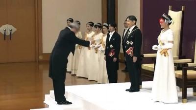 - Japonya'da yeni imparatorun ilk günü - Yeni dönem resmen başladı