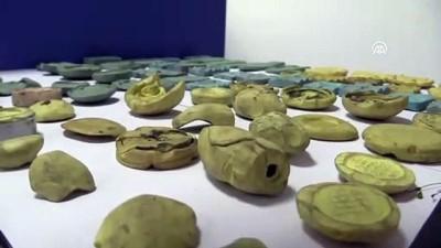 tarihi eser kacakciligi - Konya merkezli 4 ilde tarihi eser kaçakçılığı operasyonu