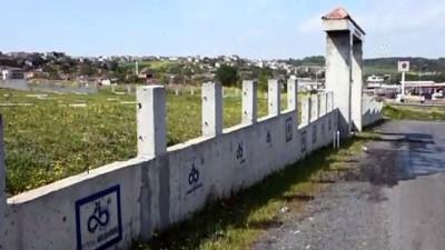 korkuluk - Musevi mezarlığının kapısı ve korkulukları çalındı - TEKİRDAĞ