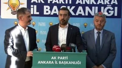 yerel yonetim -  Pursaklar Belediye Başkanı Ayhan Yılmaz: 'Sağlık problemleri nedeniyle istifa ediyorum'