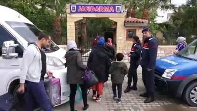 36 düzensiz göçmen yakalandı - ÇANAKKALE