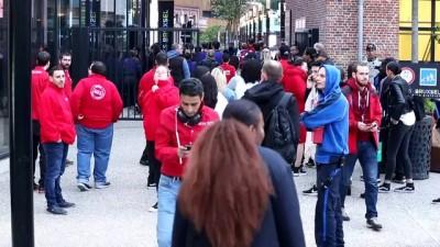 Bomba ihbarı üzerine 3 alışveriş merkezi boşaltıldı - BRÜKSEL