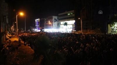 Etiyopyalı Müslümanlar teravihte caddelere taşıyor - ADDİS ABABA