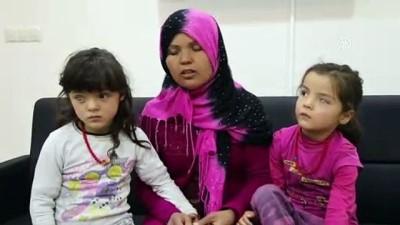 Savaş mağduru Afgan çocuk Türkiye'de 'ışığa' kavuştu - NEVŞEHİR