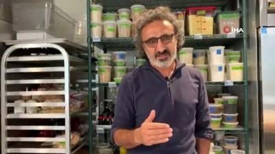politika -  - Türk iş adamından yemek borcunu ödeyemeyen ABD'li çocuklara yardım