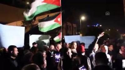 Ürdün'de reform talebiyle gösteri düzenlendi - AMMAN