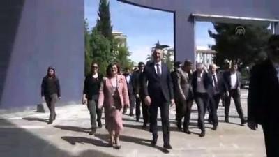 yerel yonetim - Adalet Bakanı Gül: 'Gaziantep'in yanında olacağız' - GAZİANTEP
