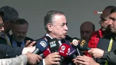 """baglama - Mustafa Cengiz: """"Galatasaray siyaset üstüdür, siyasetin dışındadır"""""""