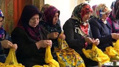 Şehit anneleri ve eşleri için özel olarak hazırlandılar