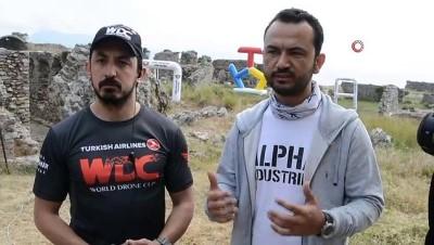 kabiliyet -  TEKNOFEST heyecanı, Türkiye Drone Şampiyonası ile start aldı