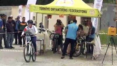 Türkiye Bisikletli Oryantiring Şampiyonası - NEVŞEHİR