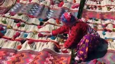 Yörük kadınları 500 yıllık mirası gün yüzüne çıkarıyor - ÇANAKKALE