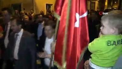 folklor -  Bursalılar sahura balkan konseriyle uyandı