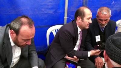 Cumhurbaşkanı Erdoğan'dan şehit babasına taziye telefonu