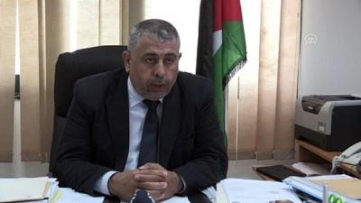 ic savas - FKÖ Mülteci İşleri Dairesi Genel Müdürü Ahmed Hanun (2) - RAMALLAH
