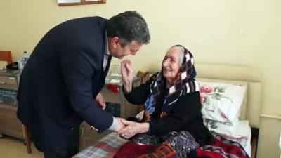 Huzurevinde Anneler Günü kutlaması - ANKARA
