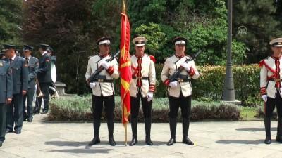 Kuzey Makedonya'nın yeni Cumhurbaşkanı Pendarovski görevine başladı (1) - ÜSKÜP