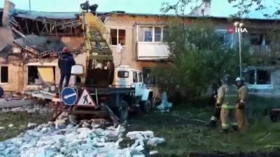 dogalgaz hatti -  - Rusya'da Doğalgaz Patlaması: 3 Ölü