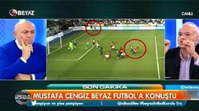 galatasaray - Ahmet Çakar: Türk futbolunun 11 Eylül'üdür