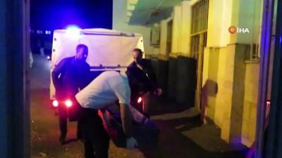 cenaze arabasi -  Başkale'de  9 erkek cesedi bulundu