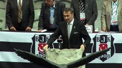 Beşiktaş Kulübü Başkanı Orman: 'Bu seçimin kazananı Beşiktaş'tır' - İSTANBUL