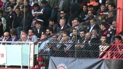 ceyrek final - Comolli, Karagümrük - Şanlıurfaspor maçında