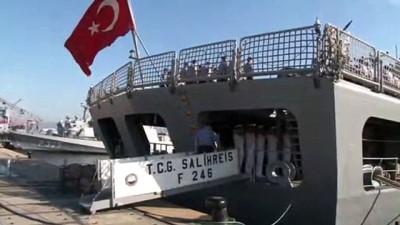 Denizkurdu-2019 Tatbikatı başladı - KOCAELİ