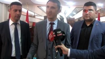 - İşten çıkarılan şehit yakınları için Şehit ve Gazi Birlik-Sen yönetimi Mardin'de