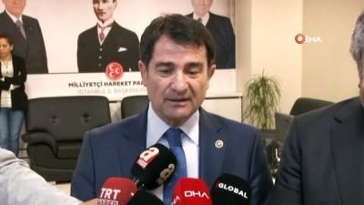 """iran secimleri -  MHP Genel Başkan Yardımcısı Feti Yıldız: """"Hızını alamadılar 1946 seçimlerinde de iptal yoluna gitselerdi"""""""