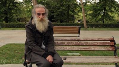 ic savas - Suriyeli muhalif ailesiyle birleşebilmek için açlık grevi yapıyor - İSTANBUL