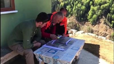 AA muhabirini arama çalışmaları devam ediyor - ORDU