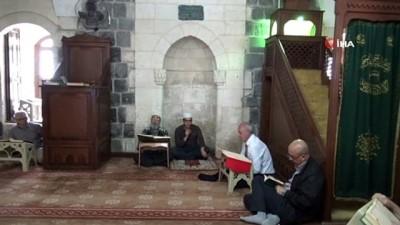 Kilis'te asırlık mukabele geleneği sürüyor