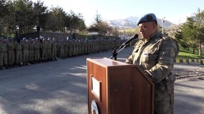 Şehit asker Uzman Çavuş Zekeriya Zencirli törenle memleketine uğurlandı - HAKKARİ