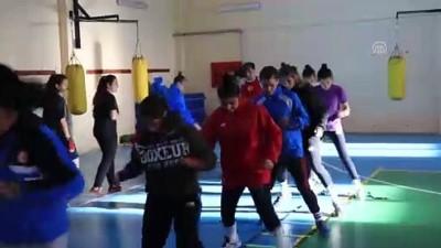 boksor - 'Sporcularımız Romanya'yı sallayacak' - ÇANKIRI