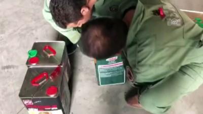 163 kilo 120 gram eroin ele geçirildi - VAN