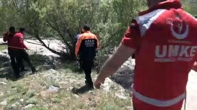3 yaşındaki kayıp Nurcan'ı arama çalışmaları devam ediyor - KARS