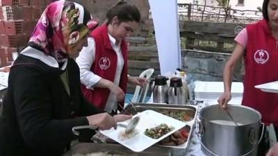 Gençler ramazanda 'gönül sofralarına' konuk oluyor - DÜZCE