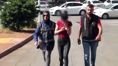 Kahramanmaraş'taki cinayet - Zanlının kız arkadaşı da tutuklandı