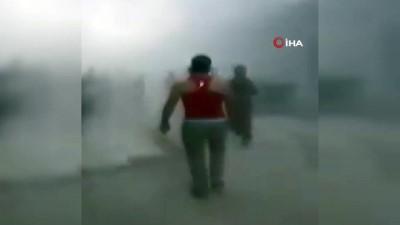 ic savas -  - Suriye'de 4'ü Çocuk 9 Filistinli Hayatını Kaybetti