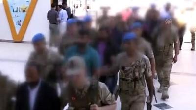 adliye binasi - Terör propagandası operasyonu - ŞANLIURFA