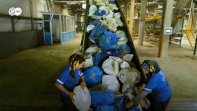 iklim degisikligi - Türkiye İngiltere ve Almanya'dan plastik atık ithal ediyor