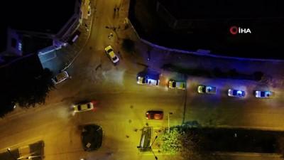 narkotik - Uyuşturucu satıcısı drone ile yakalandı