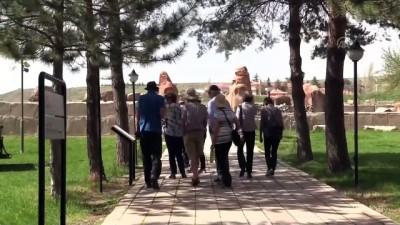 uygarlik - 'Anadolu'nun ilkleri' Çorum'da ziyaretçilerini bekliyor