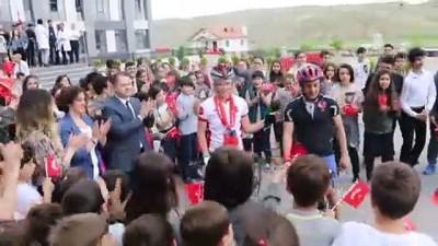 Ata'nın izinde bisikletle İstanbul'dan Samsun'a - ÇANKIRI